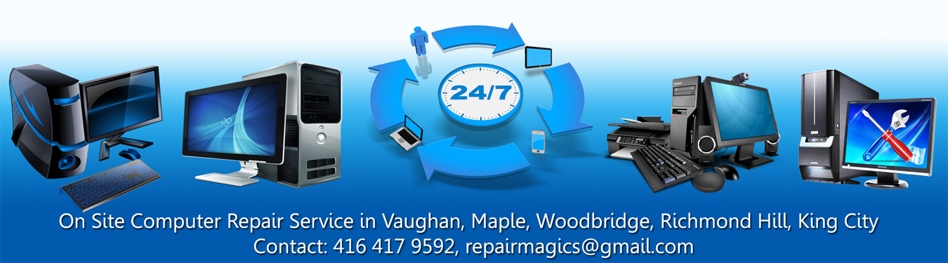 Computer Repair Vaughan