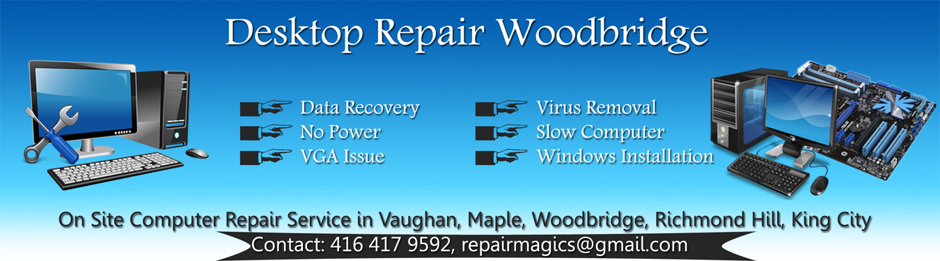 Woodbridge computer repair