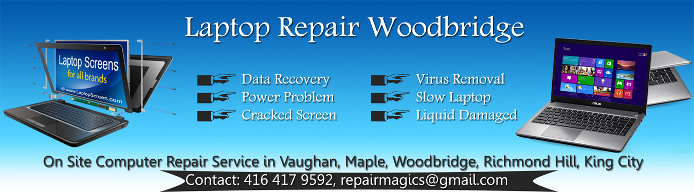 Laptop Repair Woodbridge