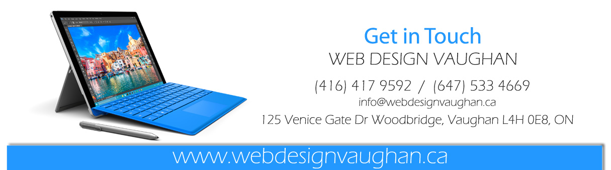 Web Site Design Development Computer Repair Vaughan Toronto